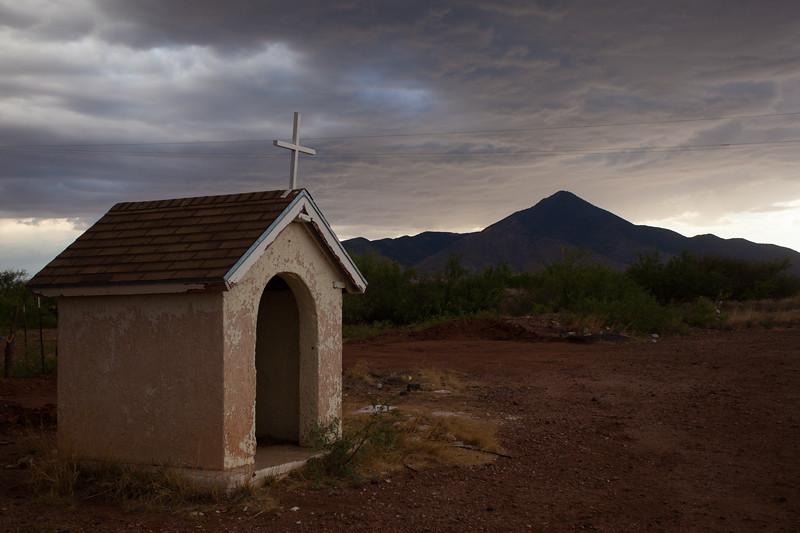 SON-2012-052: Naco, Mpo. Naco, Sonora, Mexico