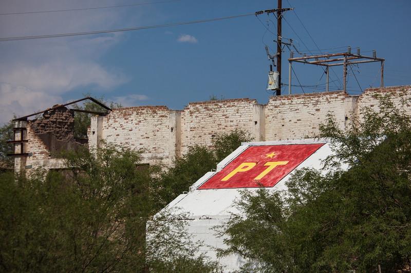 SON-2012-055: Esqueda, Mpo. Fronteras, Sonora, Mexico