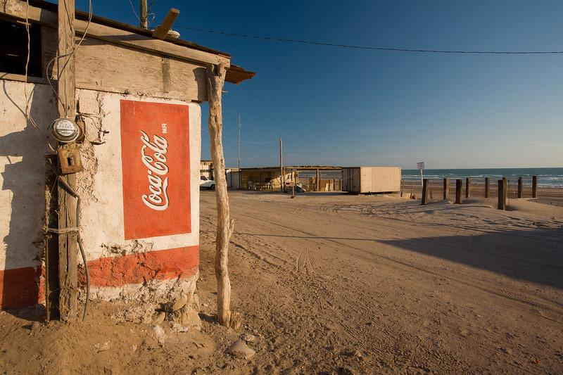 SON-2007-028: El Desemboque, Mpo. Caborca, Sonora, Mexico