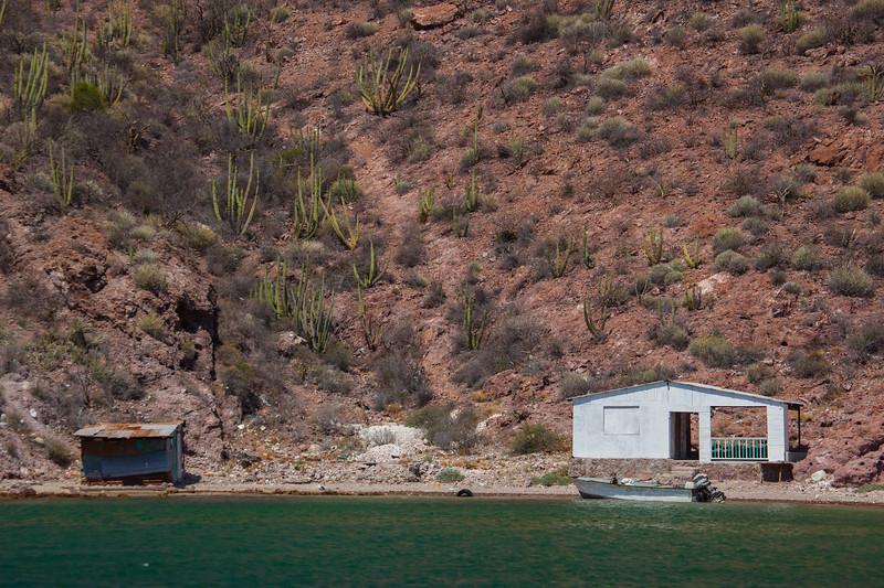 SON-2012-137: Ensenada Chica, Mpo. Guaymas, Sonora, Mexico
