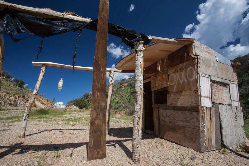 SON-2012-086: Sierra Purica, Mpo. Bacoachi, Sonora, Mexico
