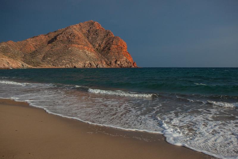 SON-2012-118: Playa Las Cadenas, Mpo. Hermosillo, Sonora, Mexico