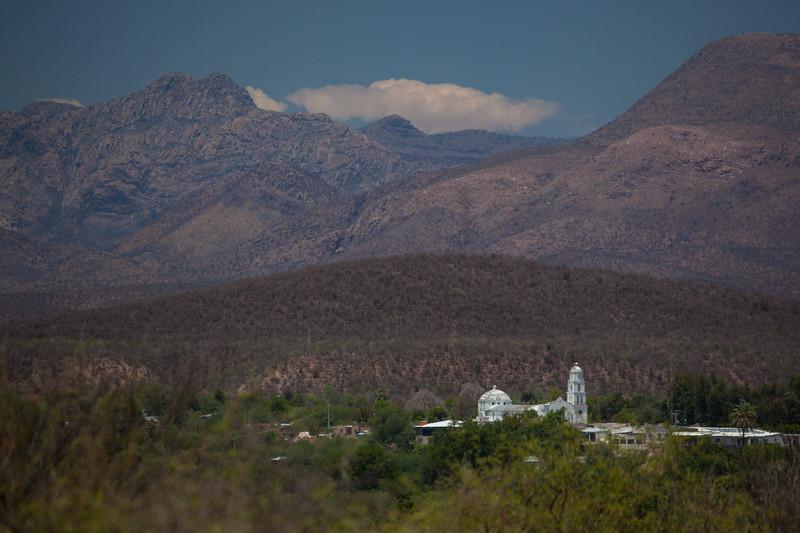 SON-2012-040: Banamichi, Mpo. Banamichi, Sonora, Mexico