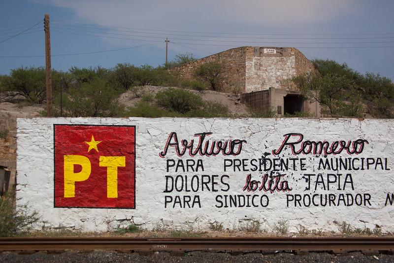 SON-2012-056: Esqueda, Mpo. Fronteras, Sonora, Mexico