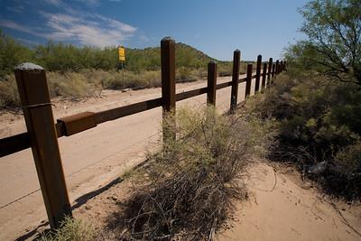 SON-2007-034: El Papalote, Mpo. Sonoyta, Sonora, Mexico