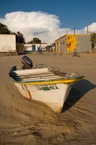 SON-2007-030: El Desemboque, Mpo. Caborca, Sonora, Mexico