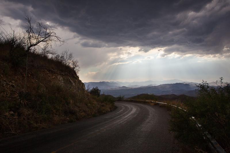 SON-2012-003: Mpo. Arizpe, Sierra Cebadehuachi, Sonora, Mexico