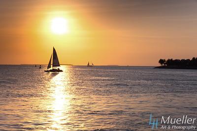 FL sailboatSunset245