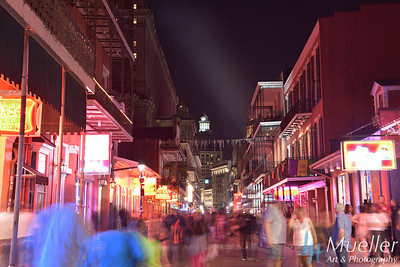 Bourbon St Hustle