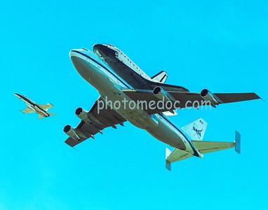 Space Shuttle Endeavor Last Flight