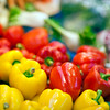 Peppers, Boqueria market, town of Barcelona, autonomous commnunity of Catalonia, northeastern Spain