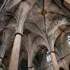 Bóvedas de crucería de Santa María del Mar, Barcelona