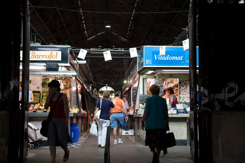 Sant Antoni market, town of Barcelona, autonomous commnunity of Catalonia, northeastern Spain