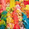 Tidbits and candies, Boqueria market, town of Barcelona, autonomous commnunity of Catalonia, northeastern Spain