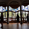 Batllo house (by Gaudi), town of Barcelona, autonomous commnunity of Catalonia, northeastern Spain
