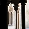 Arco del claustro del monasterio de Sant Pau del Campo, Barcelona