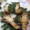 Lobsters, Boqueria market, town of Barcelona, autonomous commnunity of Catalonia, northeastern Spain