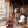 Second hand furniture shop, Gracia quarter, town of Barcelona, autonomous commnunity of Catalonia, northeastern Spain