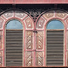 Architectural detail, Sant Antoni market, town of Barcelona, autonomous commnunity of Catalonia, northeastern Spain