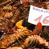 Lobster, Boqueria market, town of Barcelona, autonomous commnunity of Catalonia, northeastern Spain
