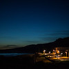 Bolonia beach at night, Tarifa, Cadiz, Andalusia, Spain