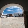 Main Square, Garrovillas de Alconetar, Caceres, Spain