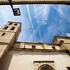 Santa Maria de Almocovar church, Alcantara, Caceres, Spain