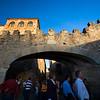 Arco de la Estrella, Caceres, Spain