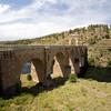Alcantara Roman bridge, Caceres, Spain