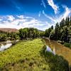Douro River, Soria, Spain