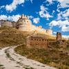 Castle of Berlanga de Duero, Soria, Spain