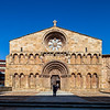 Santo Domingo church, Soria, Spain