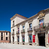Ducal Palace at Main Square, Medinaceli, province of Soria, Spain