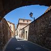 Condes de Gomara archway, Soria, Spain