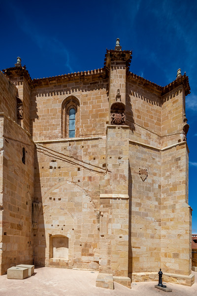 Church of Santa Maria la Mayor, Soria, Spain