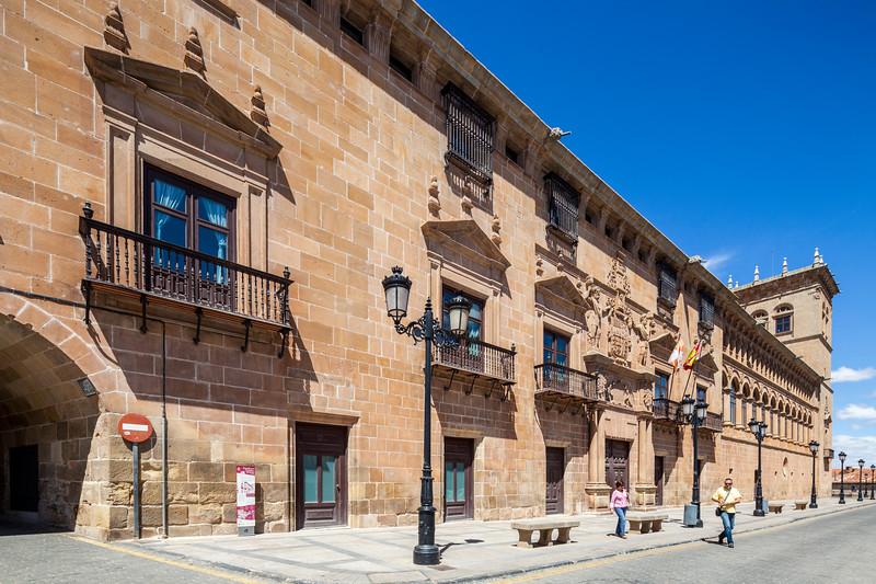 Palacio de los Condes de Gómara, Soria, Spain