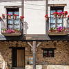 Typical house, Yanguas, Soria, Spain