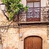 Typical architecture, Sigüenza, province of Guadalajara, Spain