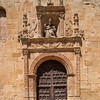 Detail from Colegiata Concatedral de San Pedro, Soria, Spain