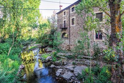 River Tera, Almarza, Soria, Spain