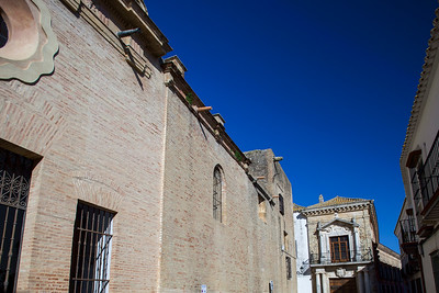 Marques de las Torres House (16th-17th century), Museum of Carmona, province of Seville, Spain