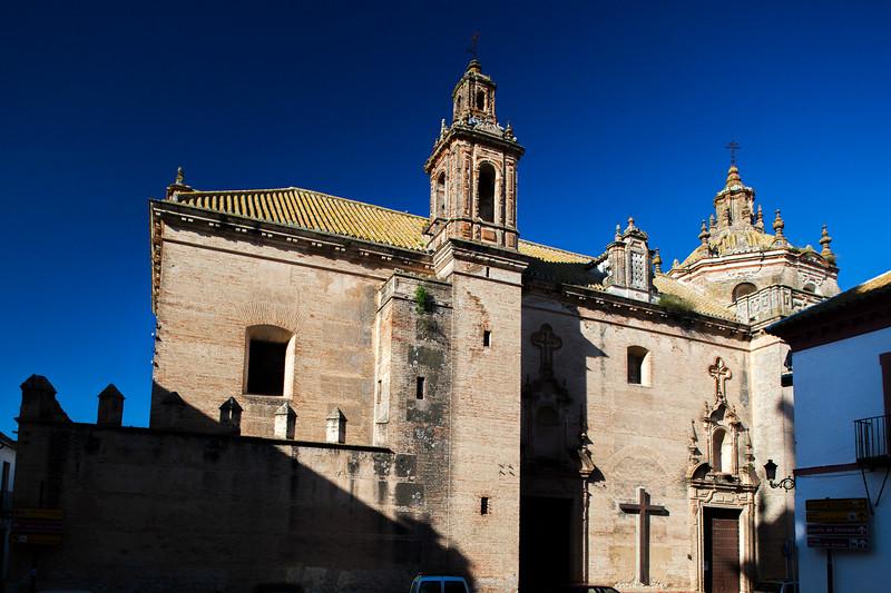 Convent of Descalzas (Agustinas Descalzas de la Santísima Trinidad), town of Carmona, province of Seville, Spain