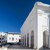 Court of First Instance, San Jose square,  town of Carmona, province of Seville, Spain