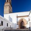 San Bartolome church, town of Carmona, province of Seville, Spain