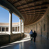 Palace of Charles V, Granada, Spain