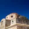 El Monumento church, town of Casta–o del Robledo, province of Huelva, Andalusia, Spain
