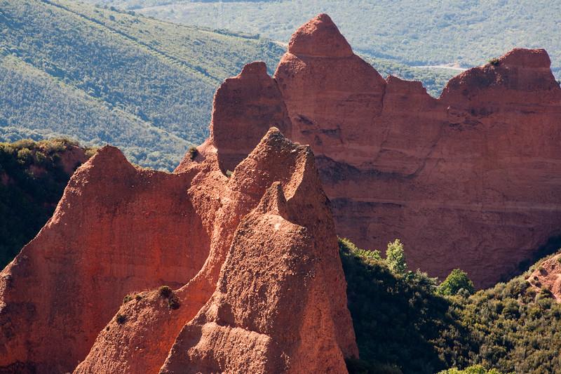 Roman gold mine of Las Medulas, El Bierzo region, province of Leon, autonomous community of Castilla and Leon, northern Spain