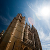 Gothic Cathedral, town of Leon, autonomous community of Castilla y Leon, northern Spain
