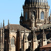 New Cathedral, town of Salamanca, autonomous community of Castilla and Leon, Spain