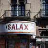 Abandoned Adult Movies Cinema Theater, Seville, Spain
